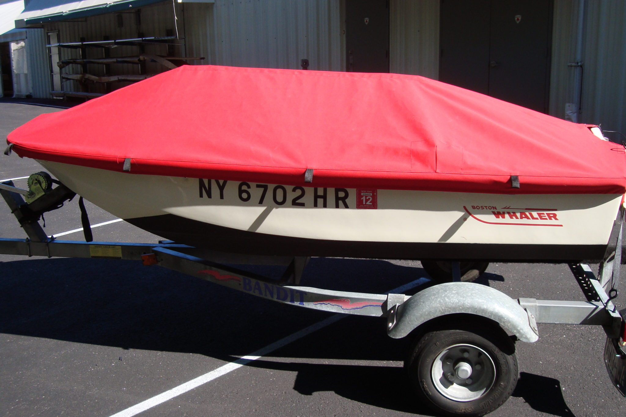 Canvas for Boston Whaler® Boats | Wm  J  Mills & Co